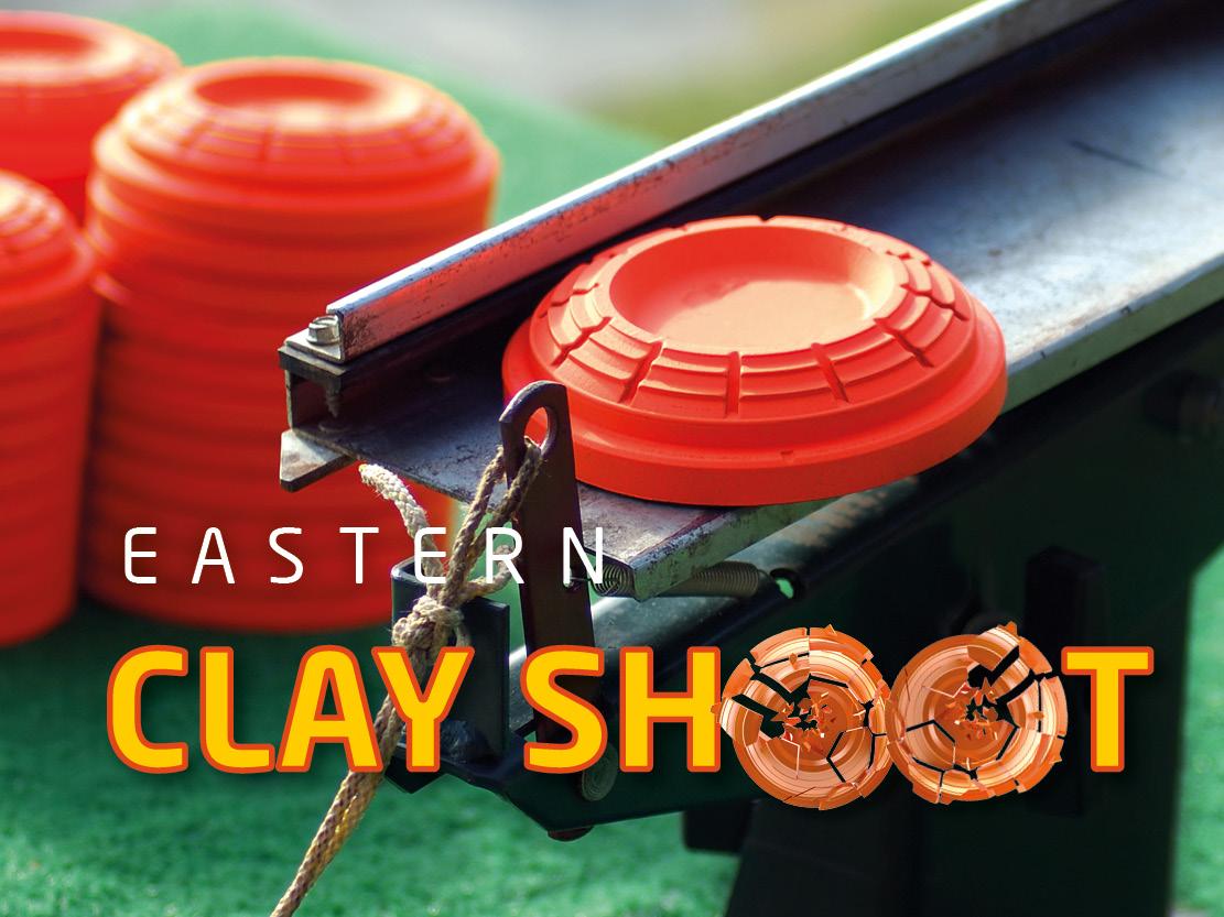Eastern Clay Shoot 2022