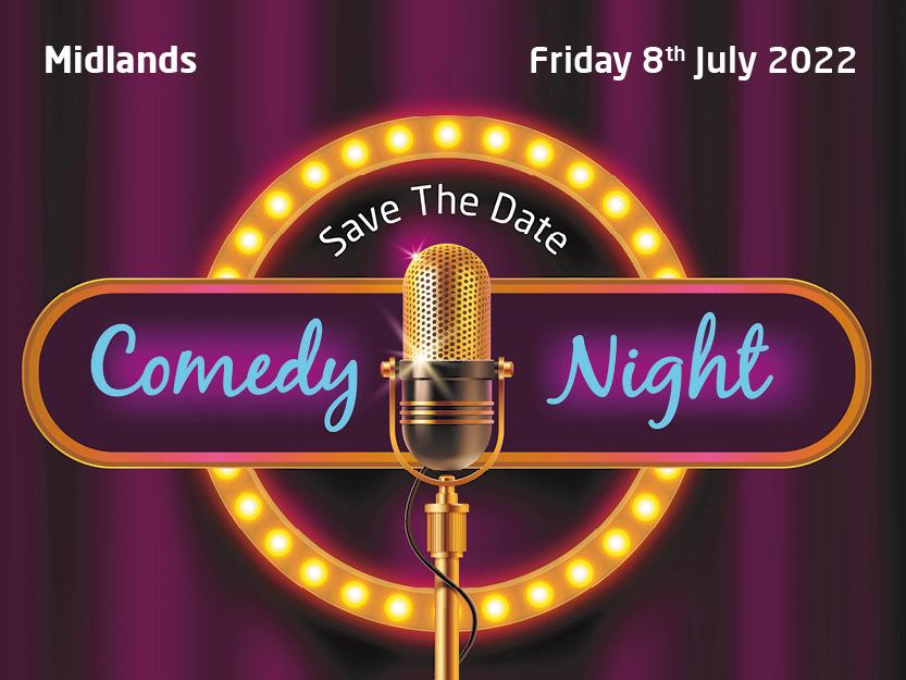 Midlands Comedy Night 2022