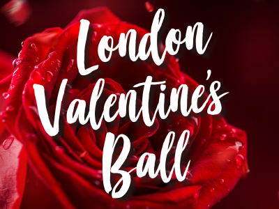London Valentine's Ball 2022